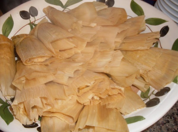 Cinnamon Sugar Tamales Recipe