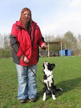 Photo: Sonja mit Koira