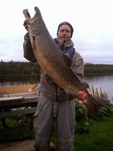 Photo: Tornionjoki 2014 lohi 10,2kg vaappu 58mm väri 060.