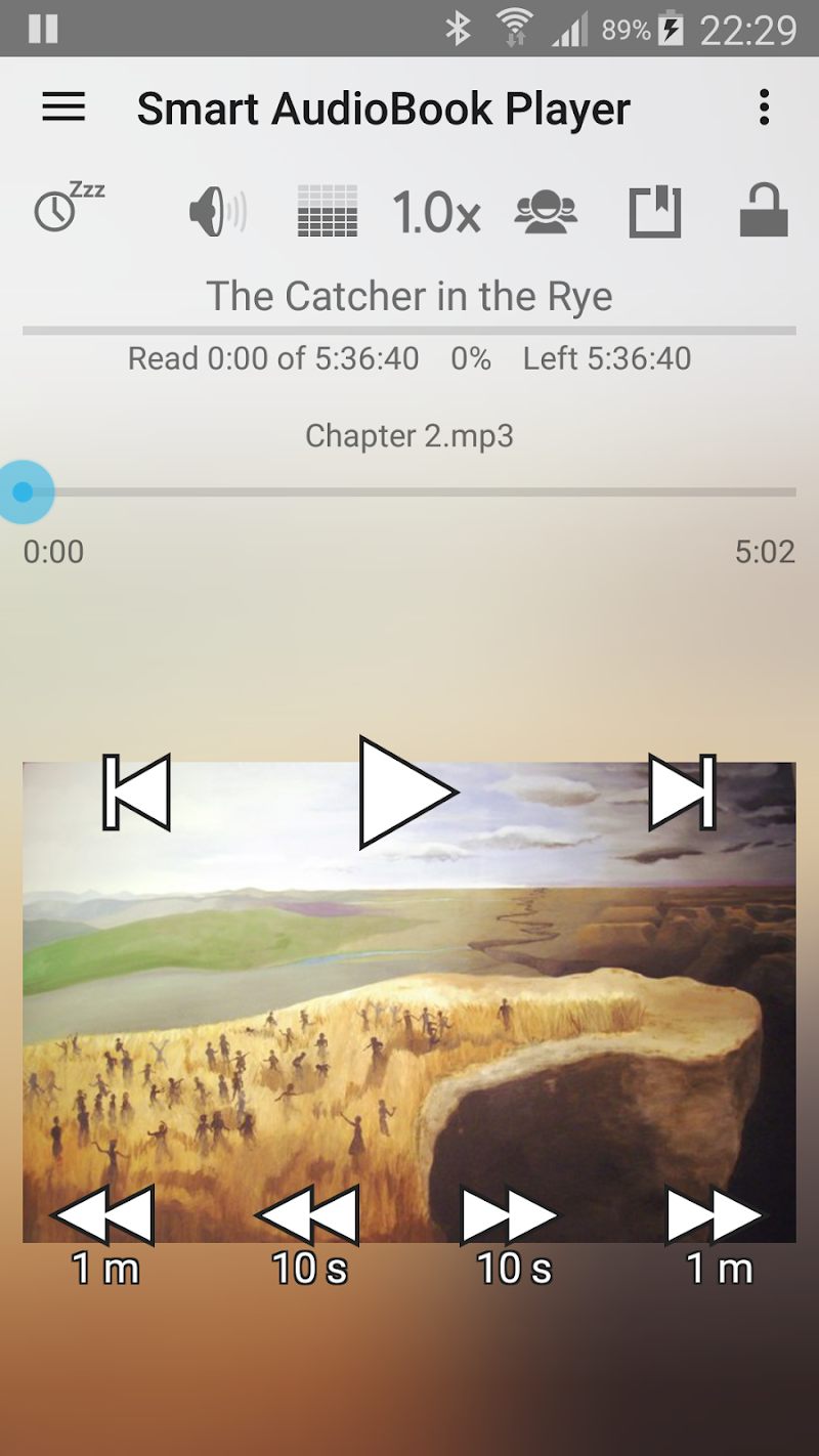 Smart AudioBook Player Screenshot 2