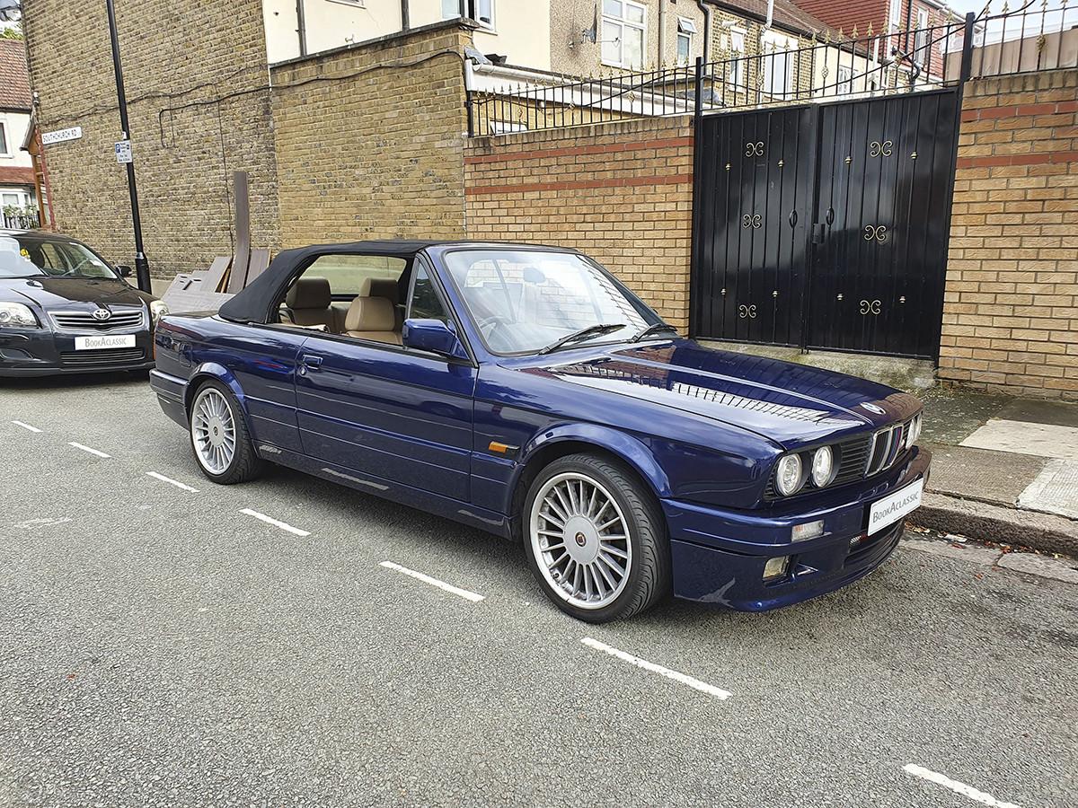BMW E30 Hire London