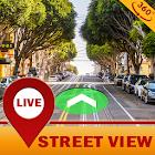 Straße Aussicht Leben Navigation - Lokalisieren icon