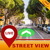 Street View Live Navigation - Locate GPS Direction