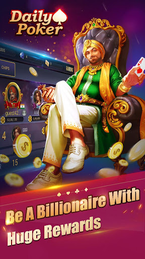 Teen Patti - Daily Poker (3 Patti, flash, flush) for PC