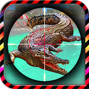 Sniper Crocodile Hunter 3D for PC and MAC