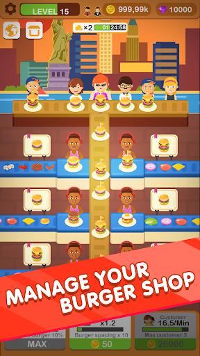 Burger Chef Idle Profit Game cheat screenshots 1