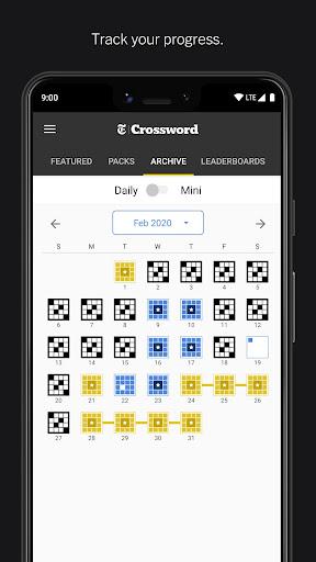 NYTimes - Crossword  screenshots 5