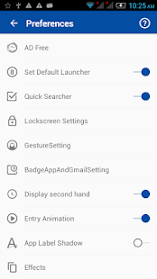 One Launcher Screenshot