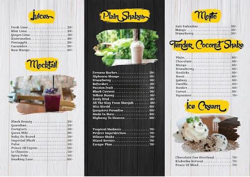 Lettuce menu 3
