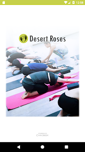 Desert Roses Yoga Dance - náhled
