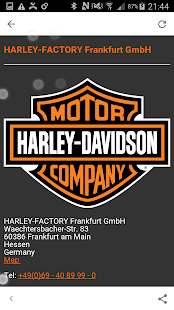 HarleyMobile- screenshot thumbnail