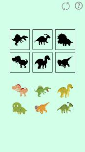 Download 恐竜パズル For PC Windows and Mac apk screenshot 2