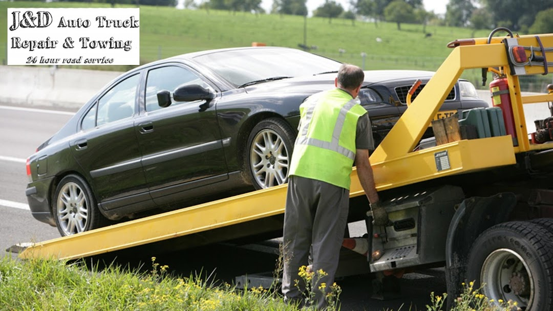 j d auto truck repair towing service in wilton jd auto truck repair business site