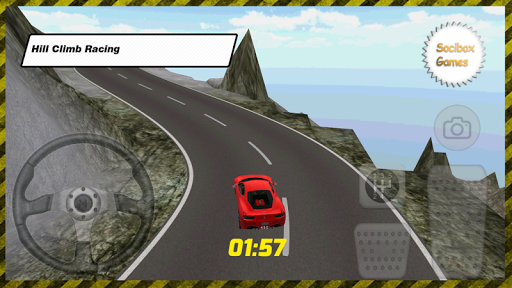 Rocky Super Hill Climb Racing