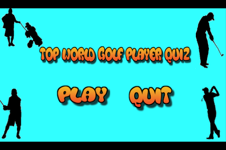 Top Golf Star Players Quiz - náhled