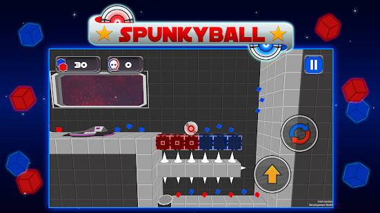 Spunky Ball screenshot