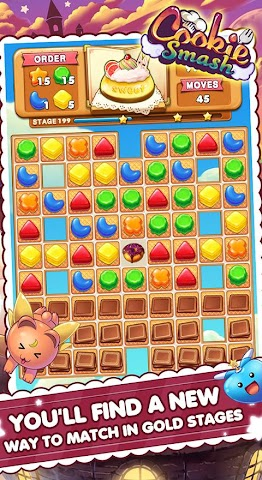 android Cookie Smash Screenshot 3