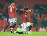 Manchester United wint moeizaam tegen Brighton
