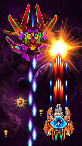 Télécharger Galaxy Attack : Alien Shooter (Premium) APK MOD (Astuce) screenshots 6