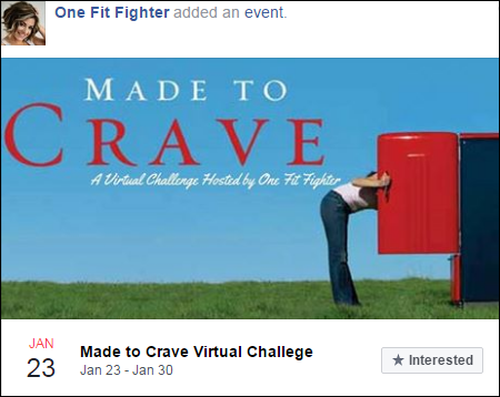 Join My Made To Crave Challenge!