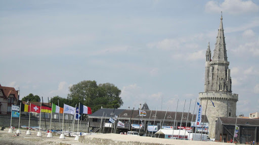 La Rochelle : la lanterne