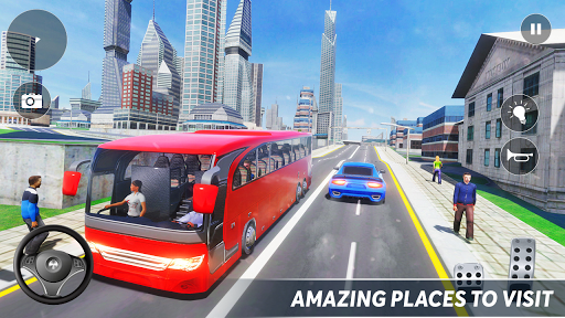Bus Simulator 1.1 screenshots 3