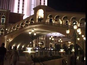 Photo: Benátky ve Vegas