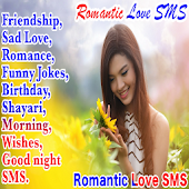 English Romantic Love SMS Collection