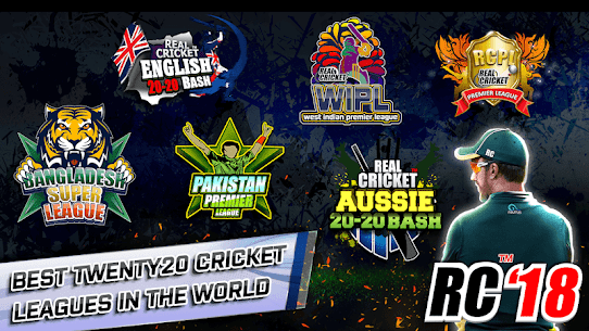 Real Cricket™ 19 Mod 2.9 Apk [Unlimited Money] 5