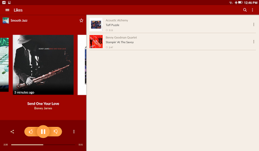 JAZZ RADIO 4.1.2.5702 screenshots 9