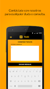 E-Taxi screenshot 4