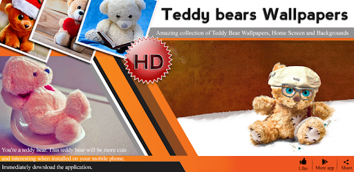 Teddy Bear Wallpapers Hd Apps On Google Play