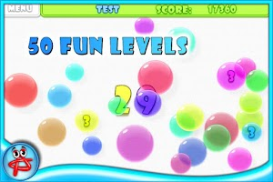 Screenshot of Tap the Bubble: Free Arcade