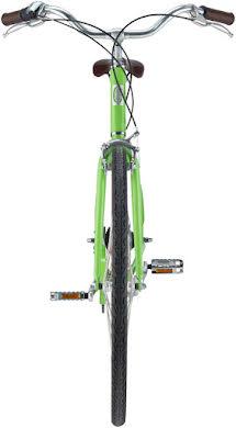 "Civia Lowry 8-Speed Internal Step-Thru Bike -26"", Aluminum, Lime Green/Gray alternate image 1"
