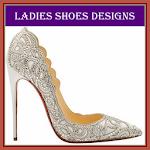 Ladies Shoes Designs Icon