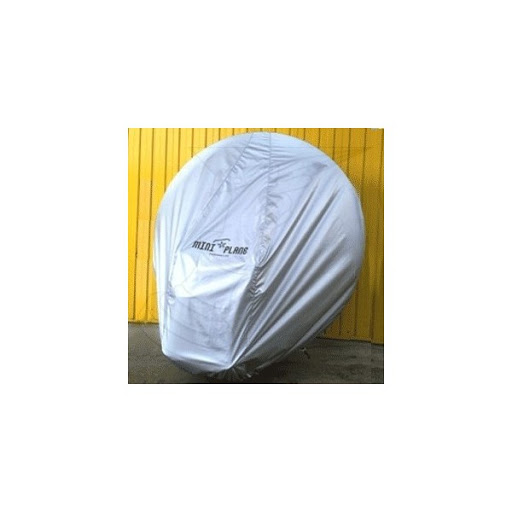 Paramotor light cover