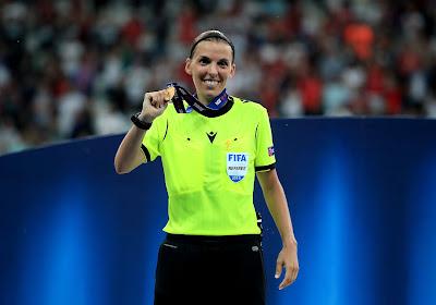 Euro 2020 : Stéphanie Frappart sera de la partie !