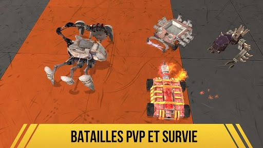 Robot Fighting 2 - Minibots  captures d'écran 1