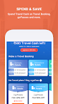 screenshot of Goibibo - Flight Hotel Bus Car Train IRCTC Booking