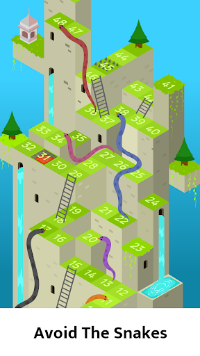 ud83dudc0d Snakes and Ladders - Free Board Games ud83cudfb2 1.8.3 screenshots 2