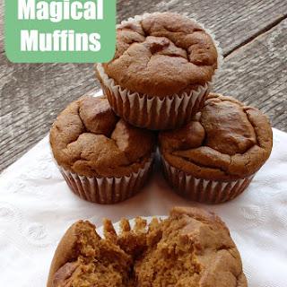 Flourless Magical Muffins