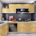 Kitchen Cabinet Design icon
