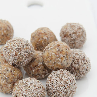 Apricot Balls Healthy Recipes