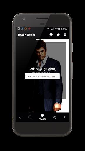 Racon Sözler 1.0 screenshots 8