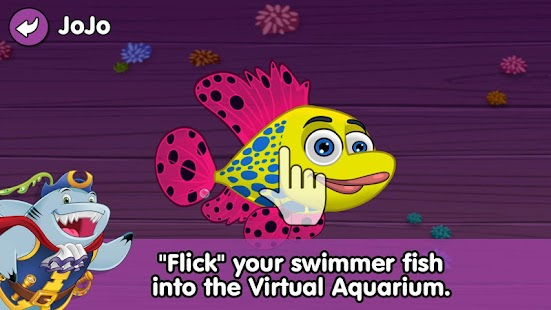 Millcreek Mall: Fish Fun- screenshot thumbnail