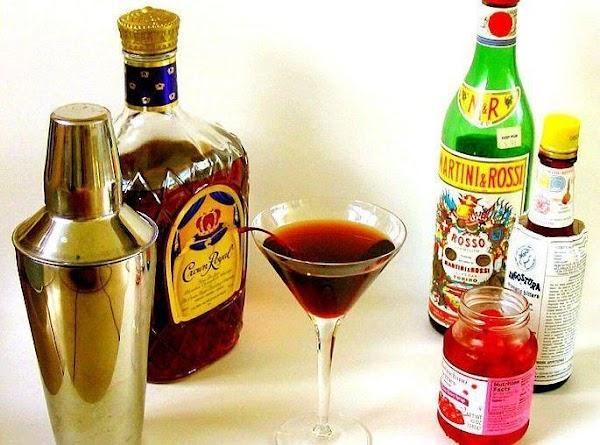 Spring Hill Ranch's Manhattan Cocktail Recipe