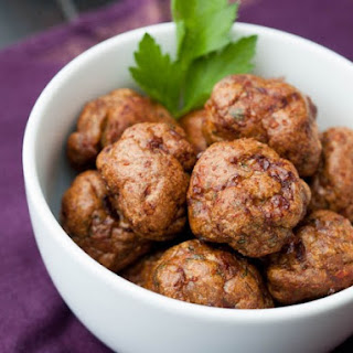 Merguez Meatballs