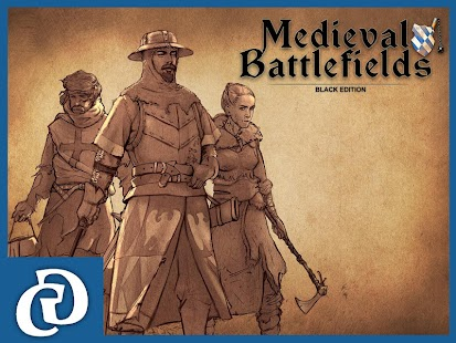 Medieval Battlefields BLACK- screenshot thumbnail