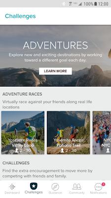 Fitbit - screenshot