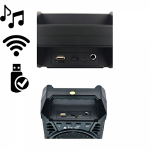 Boxa Bluetooth KTS-1097 cu radio FM